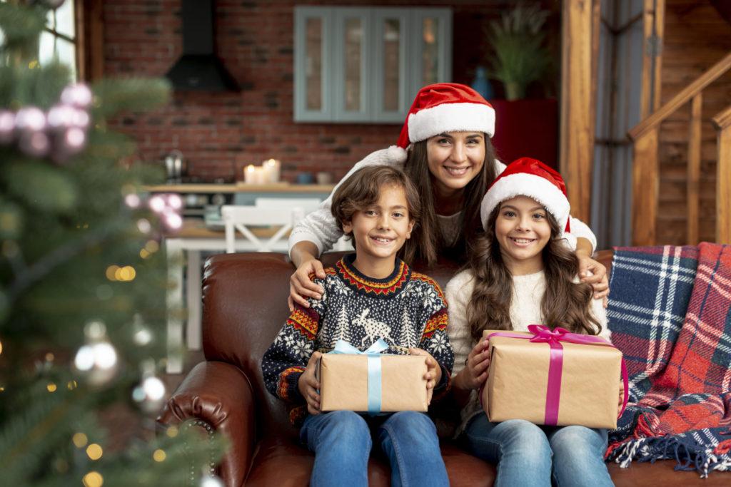 Navidad y los niños